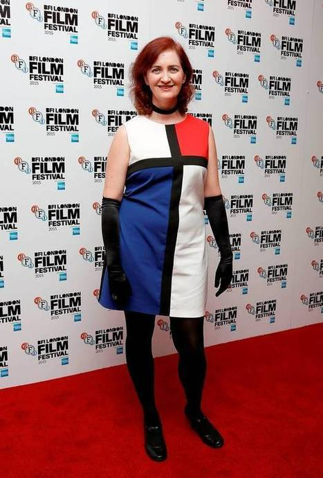 Irish nominee Emma Donoghue will be wearing her own dress to the Golden Globes: 'I couldn't care less' | The Irish Literary Times | Scoop.it