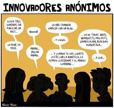 Innovadores anónimos | XarxaTIC | APRENDIZAJE | Scoop.it