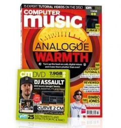 Computer Music 188 March 2013 - ANALOGUE WARMTH » AudioZ ... | computer music new topic | Scoop.it