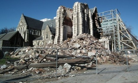 Future trends in natural hazard losses - the Powerpoint file from my Geographical Association 2013 conference talk - The Landslide Blog - AGU Blogosphere | A2 4B issue evaluation Christchurch Earthquake | Scoop.it