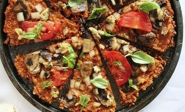 15 Mind Blowingly Awesome Vegan Pizza Recipes | My Vegan recipes | Scoop.it