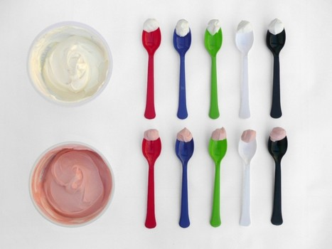 How Cutlery Can Affect The Taste Of What You're Eating   Nutrition   Scoop.it