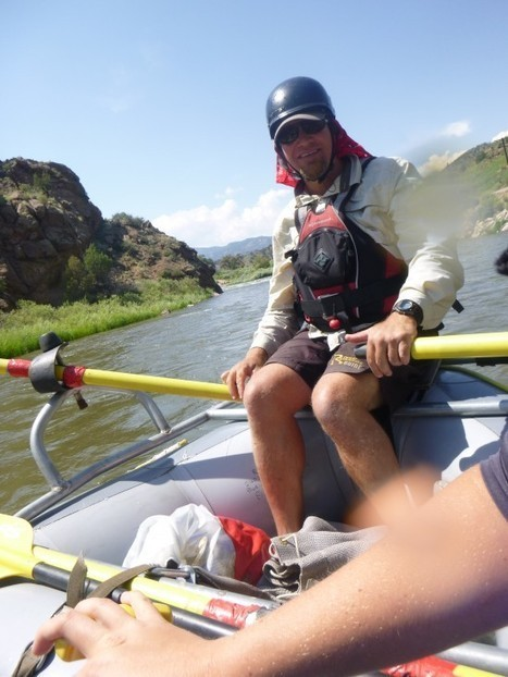 Rafting the Royal Gorge Offers Many Levels of Fun | White Water Rafting | Scoop.it