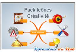 Pack icônes pour le Mindmapping | Le Formateur du Web | Cartes mentales, mind maps | Scoop.it