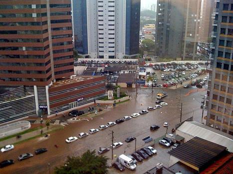 Mapa colaborativo indica pontos de alagamentos em São Paulo | Urban Life | Scoop.it