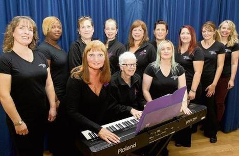 West End date for Military Wives Choir - Gazette | Military Wives | Scoop.it