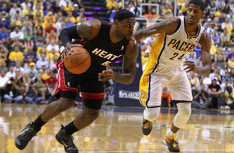 Conference Finals NBA Picks | Heat vs. Pacers & Thunder vs. Spurs - Bet The Line | Game Predictions & Previews | Scoop.it