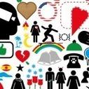 Des légendes du rock en pictogrammes | tendancesAtester | Scoop.it
