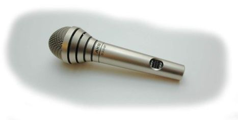 AKG D330BT Dynamic Microphone   Stage Vocal Microphones   Scoop.it