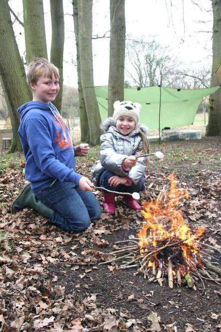 Bushcraft Family Learning Day Course 17th March 2012 | Bushcraft Blog | Scoop.it