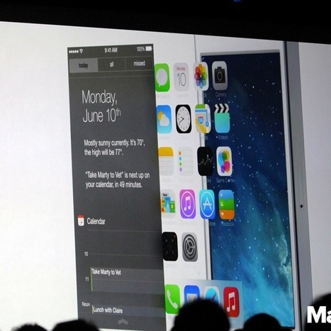 IOS 7: On the Road to the Perfect Mobile OS | Technology in the WOrkplace | Scoop.it