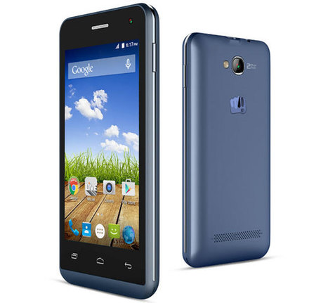 The Low-cost Smartphone: Micromax Bolt Q324 Goes on Sale in India | Android mobiles | Scoop.it