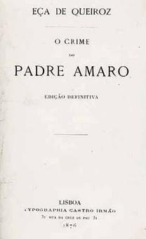 O Crime do Padre Amaro | Pessoa | Em Português | Scoop.it