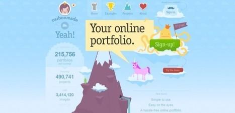 Herramientas para crear un portfolio online atractivo - Bitelia | Recursos Educativos Digitais (RED), atividades e ferramentas para integração das TIC em contexto educativo | Scoop.it