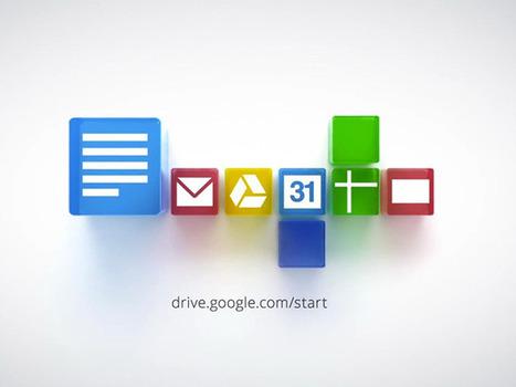 Google Drive : des nouveautés pour les développeurs   Android's World   Scoop.it
