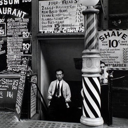 Changing New York: Photographs by Berenice Abbott, 1935-1938 | Inspiring, Creative People | Scoop.it