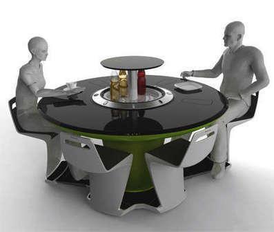 98 Futuristic Ideas For Home Decor | The SmartHome | Scoop.it