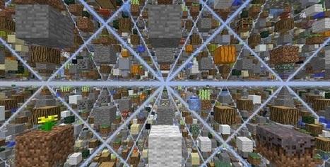 SkyGrid Survival Map 1.7.4/1.7.2/1.6.4 | SkyGrid | Scoop.it