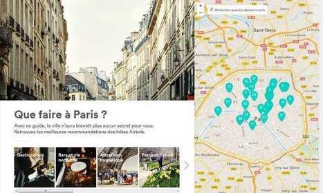 Airbnb veut aussi nous faire visiter les villes autrement | Médias sociaux et tourisme | Scoop.it