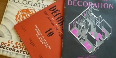 L'Art nouveau, à l'origine d'une presse spécialisée en architecture, design et décoration | artexpo | Scoop.it