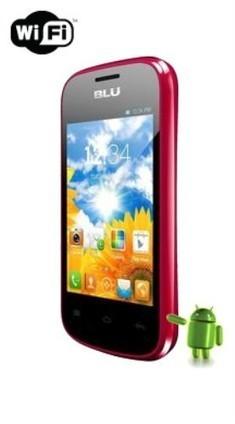 BLU Dash Jr 3.5 Dual SIM Android Pink GSM | Bloomington | Scoop.it