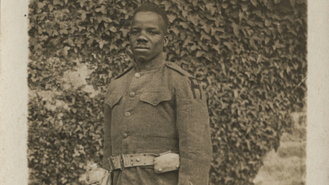 How black soldiers' experiences in the First World War shaped civil rights | British Council Voices | Lit & Go | Scoop.it