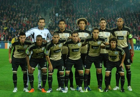 FOTOS DO DIA: UNIÃO!! BENFICA!!! - MAGALHÃES-SAD-SLB | Benfica News | Scoop.it