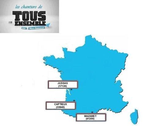 TOUS ENSEMBLE : chantier solidaire à Mazamet (81200) | Tout Ce Qui Se Passe Près De Chez Moi .fr | Scoop.it