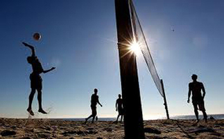 Beach Volleyball in the Afghan Capital | U.S. - Afghanistan Partnership | Scoop.it