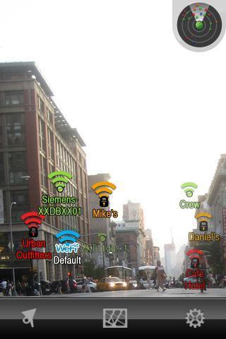 Lookator - Android app on AppBrain for finding better WiFi signals. | peoplewitness | Scoop.it