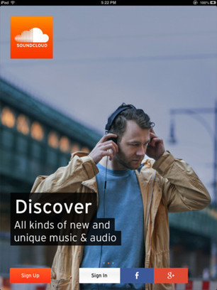 Popular Audio-Sharing App SoundCloud Adds Google+ Sign-In Option - AppAdvice | Perry Mason | Scoop.it