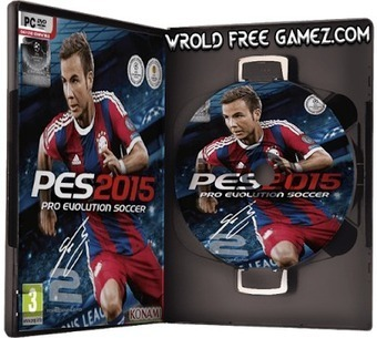 Pro Evolution Soccer 2015 PC Game Free Download Full Game | Ultimate Gaming Zone | UltimateGamez.net | Scoop.it