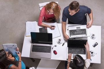 RH info - Les tiers-lieux - Vers un bouleversement du cadre de travail ? | Learning Lab | Scoop.it