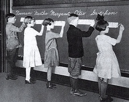 The Handwriting on the Wall - Do You Remember | Making Middle School Writing Fun! | Scoop.it