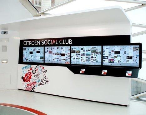 Comment Citroën a créé une vitrine en temps réel de sa e-réputation | SocialWebBusiness | Scoop.it