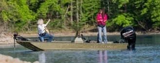 Crestliner Retriever 1650 SC | Jon Boats for Fishing, Hunting, Duck Hunting | Jon Boat | Small Boat | Scoop.it