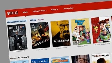 Netflix permite ahora crear listas propias de series y películas | diarioti | Sociedad Digital | Scoop.it