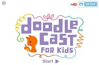 Easily Create Awesome Video Stories on iPad Using Doodlecast | Pedagogy and technology of online learning | Scoop.it