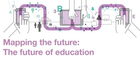 Mapping the future: The future of education | EduInfo | Scoop.it