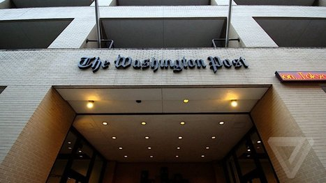 Washington Post offers digital discount to local newspaper readers - The Verge | lifeviakeyboard | Scoop.it