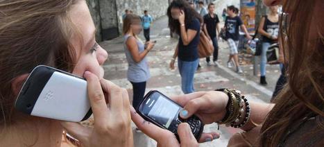 Le cri d'alarme des enseignants sur les dérives du smartphone à l'école   Revue de presse Apel   Scoop.it