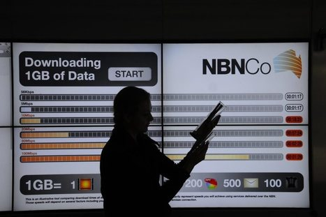 Australia: NBN officially switched on in Toowoomba | Toowoomba Chronicle | Year 12 Geography - connecting people and places | Scoop.it