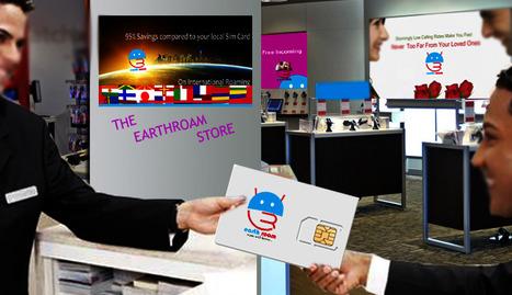 Earth Roam : Global Roaming SIM Card Buy International SIM Card   Empower your phone with Earth roam Global Travel SIM Card.   Scoop.it