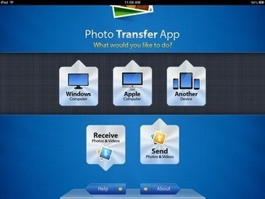The 3 Fastest Ways to Get Photos from an iPad to a Mac or Windows PC | Lund's K-12 Technology Integration | Scoop.it