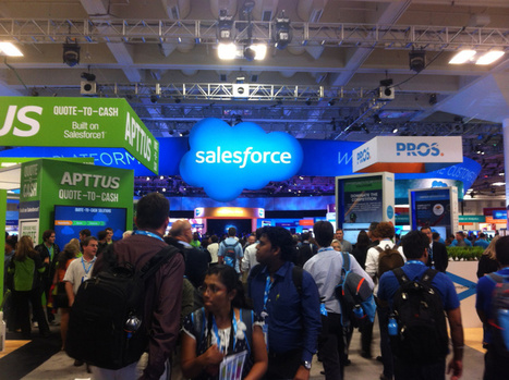 Salesforce's Wave has hit the analytics market. Now the real fun starts | Salesforce news | Scoop.it