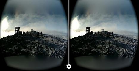 Cette appli permet de prendre des photos à 360° pour le Cardboard de Google | Tendances numériques et outils du web | Scoop.it