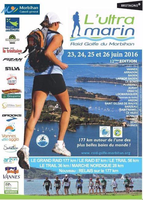 Simulation Raid Morbihan 2016 - 89k - Passion Trail   Passion Trail   Scoop.it