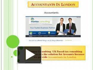 Accountants in London | Income Tax London | Scoop.it