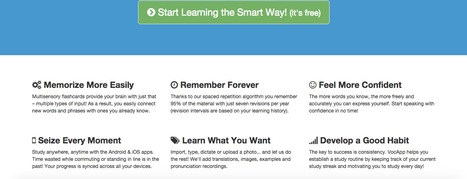 VocApp Flashcards - Optimize Your Learning | Practise Your English | Scoop.it
