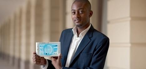 Inspiration :ce camerounais a inventé une tablette médicale qui va bouleverser le monde entier | Geek 2015 | Scoop.it